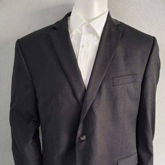 Calvin Klein Other - Calvin Klien Slim Fit Charcoal Grey Sport Coa 46R